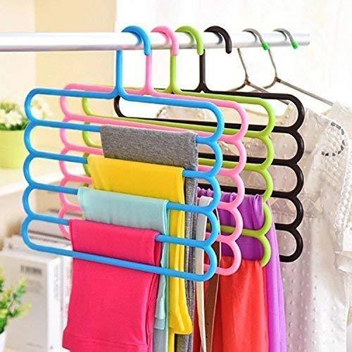 5 Layer Plastic Hangers