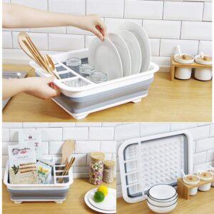 Utensils Washing Tray