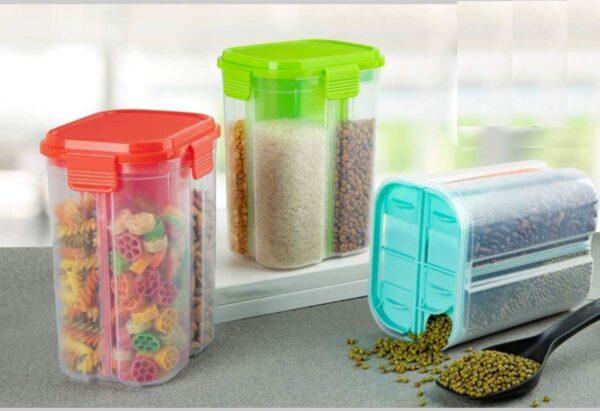 4 Storage Container For Kitchen