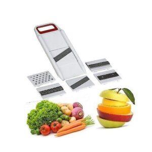 6 in 1 Kitchen Chopper Premium Vegetable and Fruit/Chips Slicer