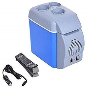 Portable Freezer Cooler Fridge for Car Travel (7.5 L)
