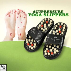 Acupressure and Magnetic Therapy Accu Paduka