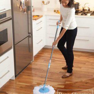 Handle Spin Mop Broom