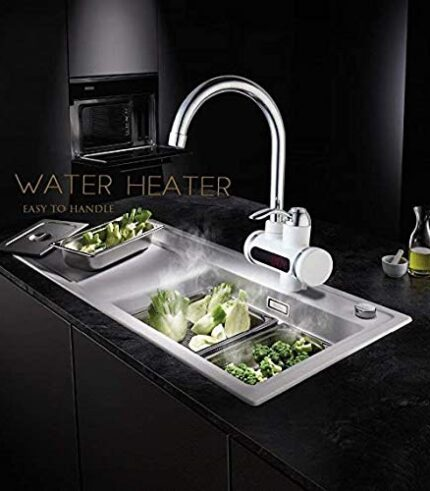 Instant Heating Digital Water Tap