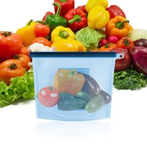 1000 ML Seal Storage Silicone Food Container