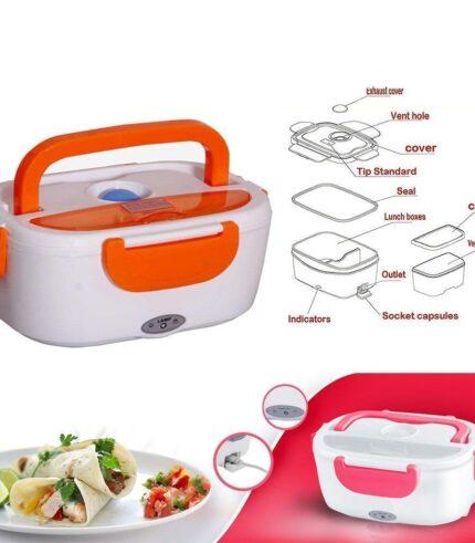 Electric Food Warmer Lunch Box