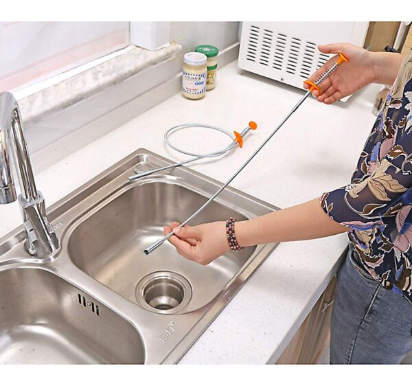 Hair Catching Sink Cleaner Hair Remover