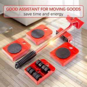 Heavy Furniture Appliance Moving Lifting System