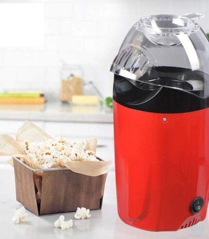 Hot Air Popcorn Popper Electric Machine