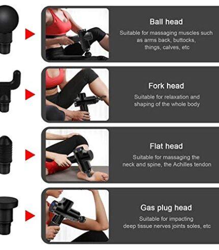 Muscle Body Massager Gun