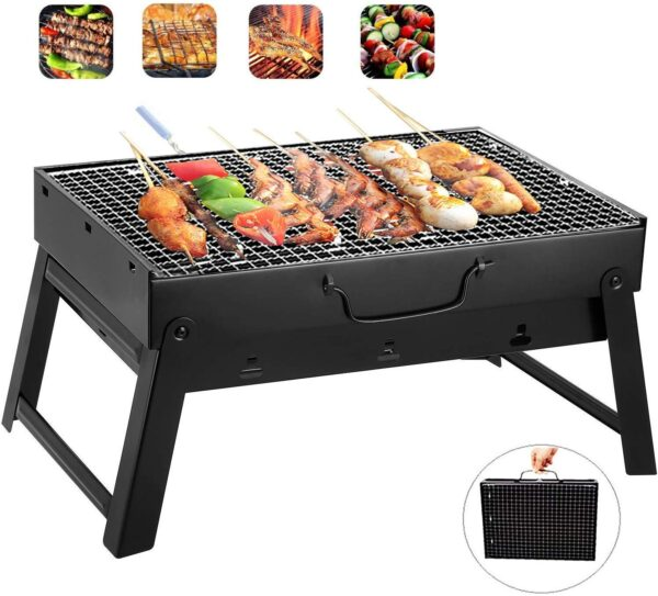 Portable BBQ Barbeque Grill