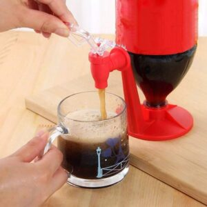 Fountain System Fizz Saver for Soft Drink