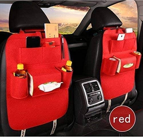 Multifunctional Car Back Seat Organizer