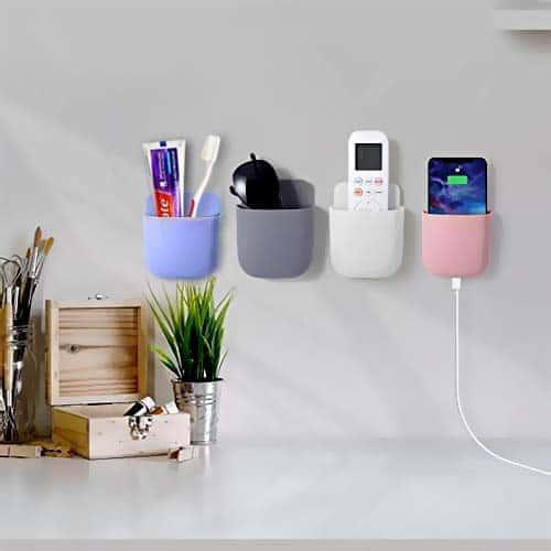 Wall Mobile Remote Organizer Case