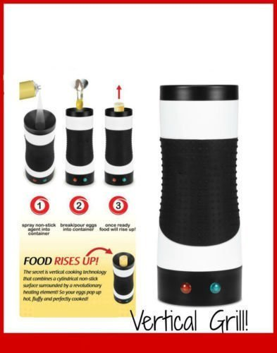Automatic Egg Master Grill Roll Maker
