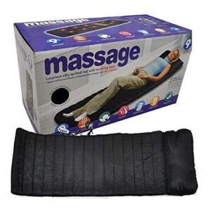 Massager Bed Cushion with Remote Control