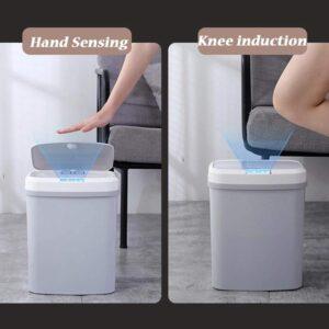 Smart Touch-Free Dustbin