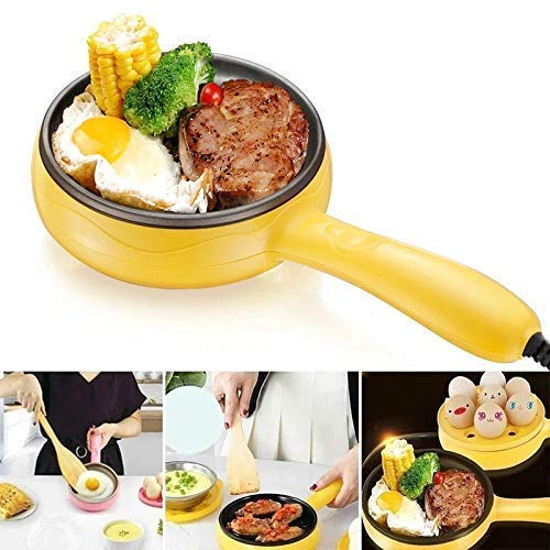 2 in 1 Electric Egg Frying Pan and Boiler