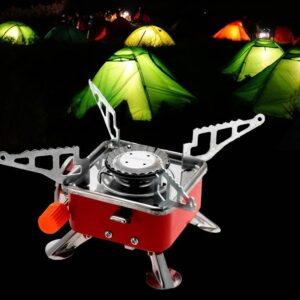 Portable Card Type Gas Stove