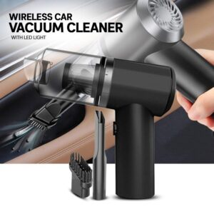 2 in 1 Wireless Home And Car Vacuum Cleaner