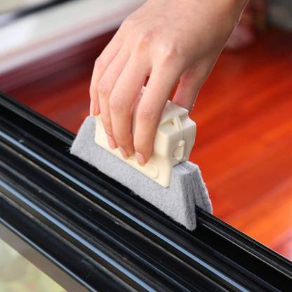 Window Groove Frame Cleaning Brush