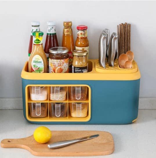 Multifunction Kitchen Shelf